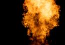 Propangasflasche explodiert – ein Schwerstverletzter